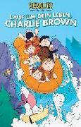 Cover-Bild zu Scott, Vicki: Peanuts 14: Lauf um dein Leben, Charlie Brown