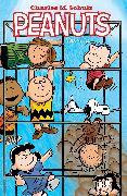 Cover-Bild zu Schulz, Charles M.: Peanuts Vol. 10, 10