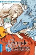 Cover-Bild zu Chitose, Shiki: Die Legende von Azfareo 02