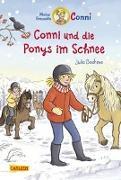 Cover-Bild zu Conni-Erzählbände 34: Conni und die Ponys im Schnee von Boehme, Julia