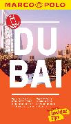 Cover-Bild zu Dubai Marco Polo Pocket Travel Guide 2019 - with pull out map