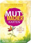 Cover-Bild zu Mutmacher-Karten - Starke Botschaften für selbstbewusste Kinder von Hühn, Susanne
