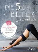 Cover-Bild zu Die Fünf Tibeter ganz einfach von Simonsohn, Barbara