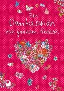 Cover-Bild zu Ein Dankeschön von ganzem Herzen von Pabst, Carola (Illustr.)