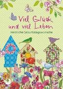 Cover-Bild zu Viel Glück und viel Leben von Pabst, Carola (Illustr.)
