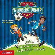 Cover-Bild zu Der Wunderstürmer. Hilfe, ich habe einen Fußballstar gekauft! (Audio Download) von Bandixen, Ocke