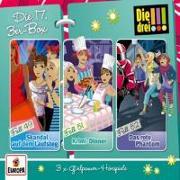 Cover-Bild zu Die drei !!! Die 17. 3er Box (Folgen 49, 51, 52)