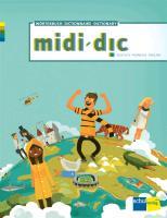 Cover-Bild zu Lusser, Isabelle: midi-dic
