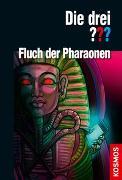 Cover-Bild zu Die drei ??? Fluch der Pharaonen von Nevis, Ben
