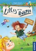 Cover-Bild zu Lilly und die Zwölfen, 1, Elfen verboten von Wenzel, Sibylle