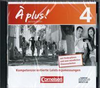Cover-Bild zu À plus! 4. Nouvelle édition. Kompetenzorientierte Leistungsmessungen