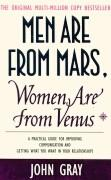 Cover-Bild zu Men are from Mars, Women are from Venus von Gray, John