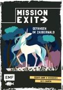 Cover-Bild zu Mission: Exit - Gefangen im Zauberwald von Godeau, Natacha