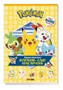 Cover-Bild zu Pokémon: Superstarker Sticker- und Malspaß von Panini