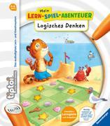 Cover-Bild zu tiptoi® Logisches Denken von Neubauer, Annette