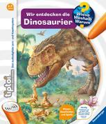 Cover-Bild zu tiptoi® Wir entdecken die Dinosaurier von Friese, Inka