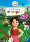 Cover-Bild zu Heidi: Mein Vorschul-Malspaß Erste Zahlen