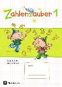 Cover-Bild zu Zahlenzauber 1. Schuljahr. Neuausgabe. Arbeitsheft. BY von Betz, Bettina