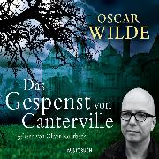 Cover-Bild zu Das Gespenst von Canterville (ungekürzt) (Audio Download) von Wilde, Oscar
