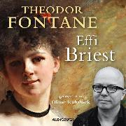 Cover-Bild zu Effi Briest (ungekürzt) (Audio Download) von Fontane, Theodor