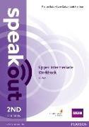 Cover-Bild zu Harrison, Louis: Speakout 2nd Edition Upper Intermediate Workbook with key