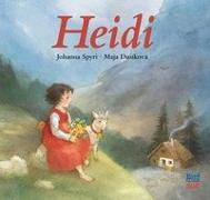 Cover-Bild zu Spyri, Johanna: Heidi. Englische kleine Ausgabe