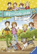 Cover-Bild zu Die Pfotenbande, Band 7: Kiwi räumt auf (eBook) von Luhn, Usch