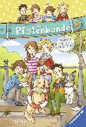 Cover-Bild zu Die Pfotenbande, Band 1 & 2: Tierisch wilde Abenteuer (eBook) von Luhn, Usch