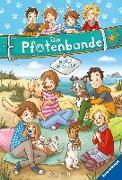 Cover-Bild zu Die Pfotenbande, Band 8: Mogli im Glück von Luhn, Usch
