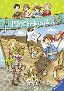 Cover-Bild zu Die Pfotenbande 2: Socke macht Theater (eBook) von Luhn, Usch