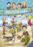 Cover-Bild zu Die Pfotenbande 3: Kiwi feiert Geburtstag (eBook) von Luhn, Usch