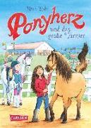 Cover-Bild zu Ponyherz, Band 3: Ponyherz und das große Turnier von Luhn, Usch