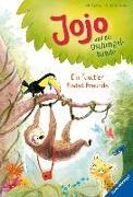 Cover-Bild zu Jojo und die Dschungelbande, Band 1: Ein Faultier findet Freunde von Luhn, Usch