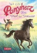 Cover-Bild zu Ponyherz, Band 4: Das Pferd der Prinzessin von Luhn, Usch