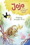Cover-Bild zu Jojo und die Dschungelbande, Band 2: Abenteuer am großen Fluss von Luhn, Usch