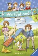 Cover-Bild zu Die Pfotenbande, Band 5: Socke in der Hundeschule von Luhn, Usch