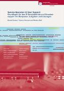 Cover-Bild zu Elsener, Daniel: Service Operation & User Support