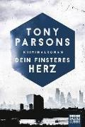 Cover-Bild zu Dein finsteres Herz von Parsons, Tony