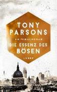 Cover-Bild zu Die Essenz des Bösen von Parsons, Tony