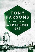 Cover-Bild zu Wer Furcht sät von Parsons, Tony