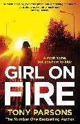 Cover-Bild zu Girl On Fire (eBook) von Parsons, Tony