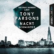 Cover-Bild zu Nachtschwärmer - Eine DC-Max-Wolfe-Kurzgeschichte (Ungekürzt) (Audio Download) von Parsons, Tony