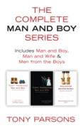 Cover-Bild zu Complete Man and Boy Trilogy: Man and Boy, Man and Wife, Men From the Boys (eBook) von Parsons, Tony