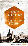 Cover-Bild zu Die Essenz des Bösen (eBook) von Parsons, Tony