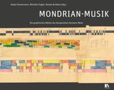 Cover-Bild zu Mondrian-Musik von Zimmermann, Heidy