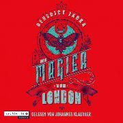 Cover-Bild zu Jacka, Benedict: Der Magier von London (Audio Download)