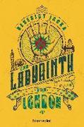 Cover-Bild zu Jacka, Benedict: Das Labyrinth von London