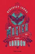 Cover-Bild zu Jacka, Benedict: Der Magier von London