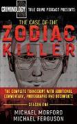 Cover-Bild zu Morford, Michael: The Case of the Zodiac Killer (eBook)