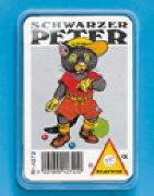Cover-Bild zu Schwarzer Peter - Tierbilder